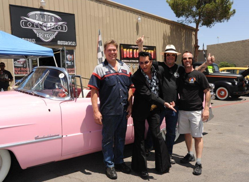 Hot Rod Citys Grand Opening Was A Blast From The Past Hot Rod - Carl's cool cars